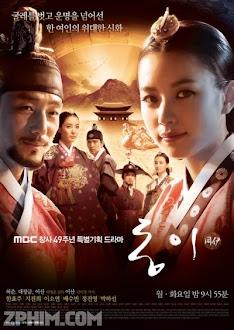 Hoàng Cung Dậy Sóng - Dong Yi (2010) Poster