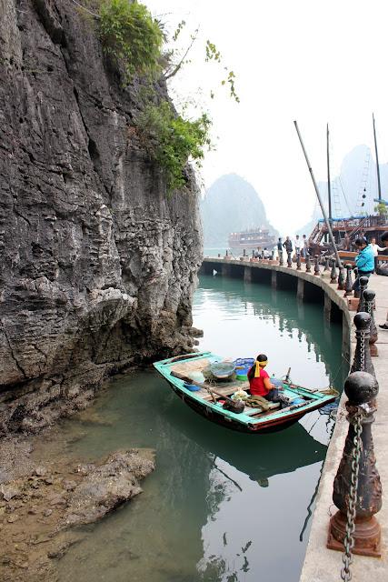 Vietnam 2011: Halong Bay