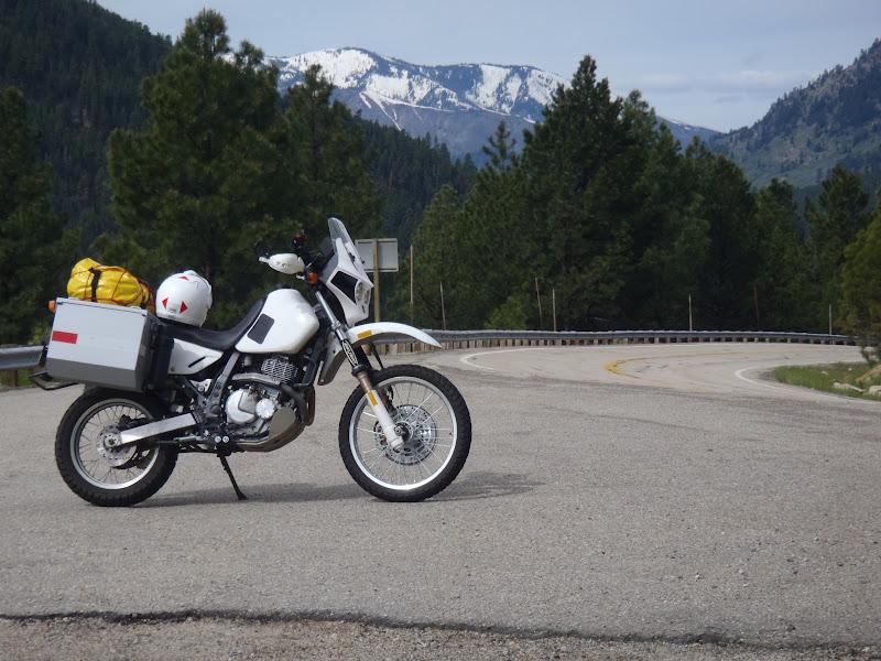 Sport-Touring Net - New DR650 shakedown ride report
