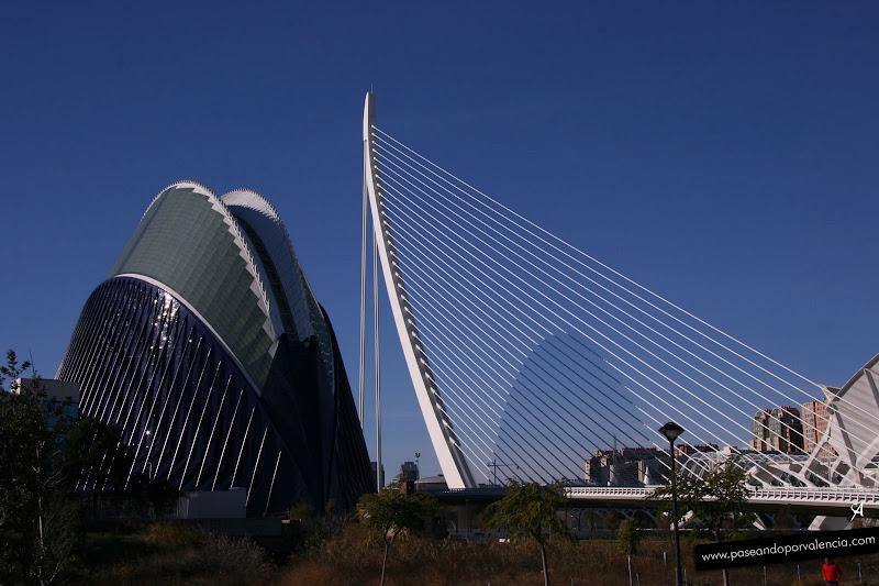 Ágora y Puente Assut de L'Or