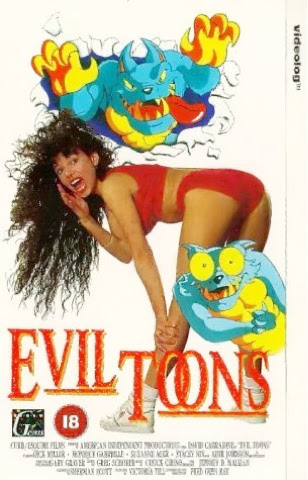 Sataembre: Evil Toons (1992) de Fred Orlen Ray