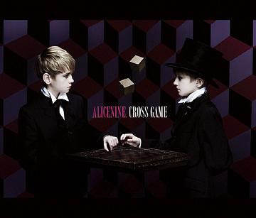 Alice Nine Single - Cross Game