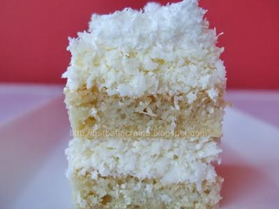 Prajitura cu crema de cocos reteta