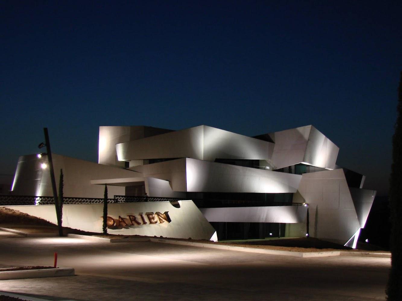 Logroño, La Rioja, Spagna: Darien Winery by JesÚS Marino Pascual