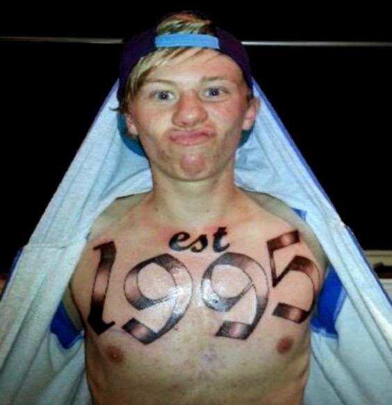 Tattoo Fails So Bad They39re Hilarious