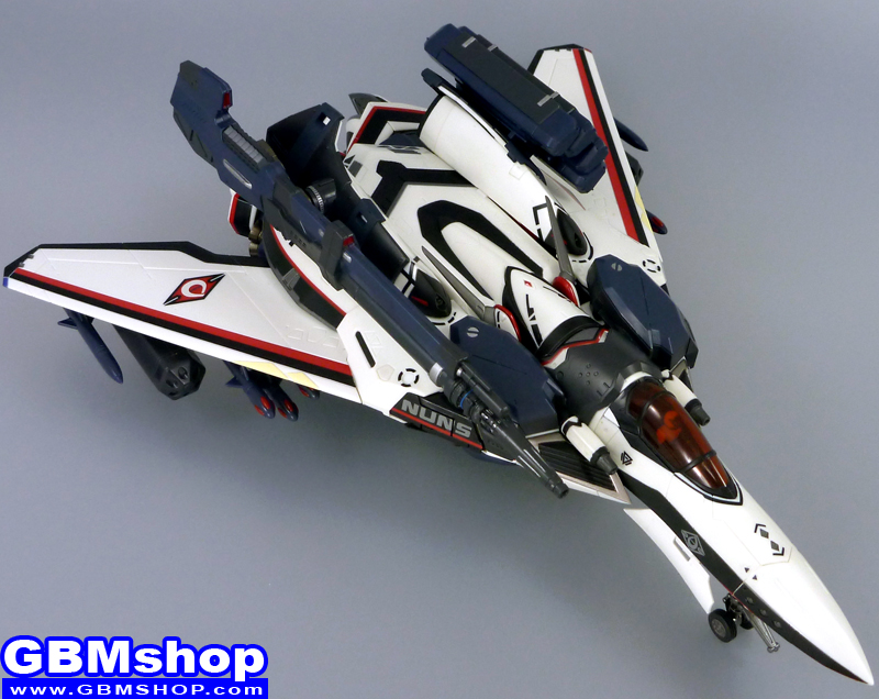 Macross Frontier VF-171EX Armored Nightmare Plus EX Alto Saotome Custom Fighter Mode