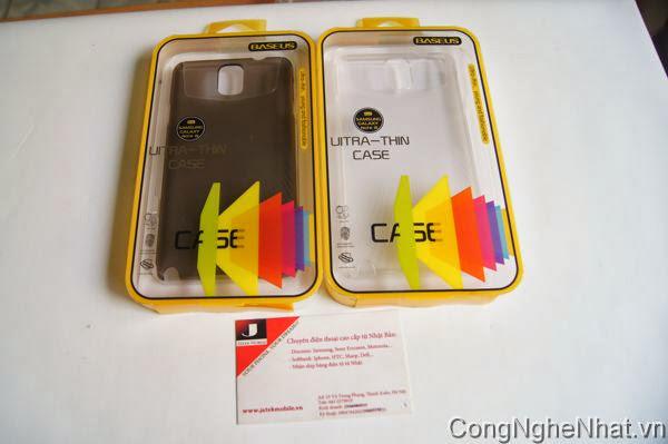 Ốp lưng SamSung Galaxy Note 3 (SC-01F) hiệu Baseus