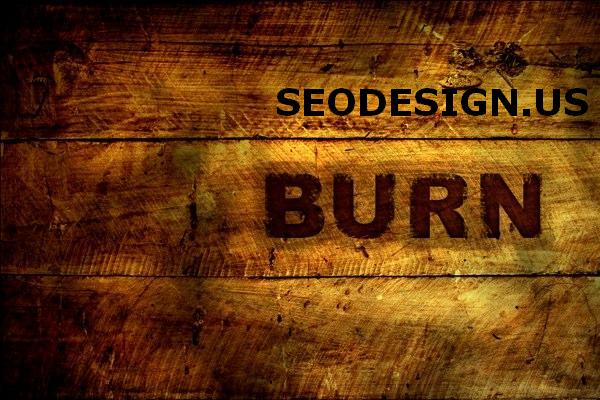 Burned wood text effect Photoshop tutorial by visualswirl