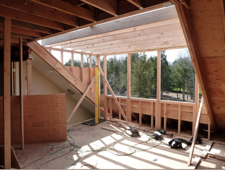 A E Construction 39 S Blog Dormer Addition A Day In Review