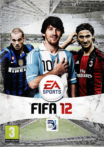 fifa 12 cover by raspp d4aakxk FIFA 12: DOWNLOAD DO JOGO COMPLETO PARA PC
