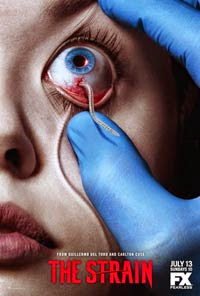 The Strain S01E02 The Box Legendado