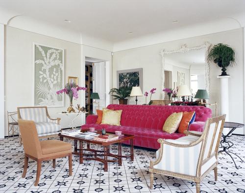 Pink in Paris | Ellegant Home Design