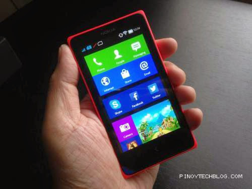 Nokia X Review - PinoyTechBlog - Philippines Tech News and