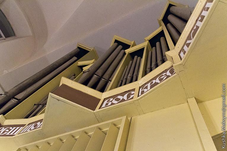У Вінниці розпочався органний фестиваль