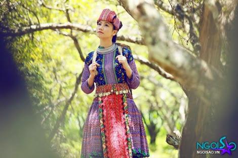 moc chau pys travel006 Tiếng nhạc trên trang phục người Mông ở Mộc Châu