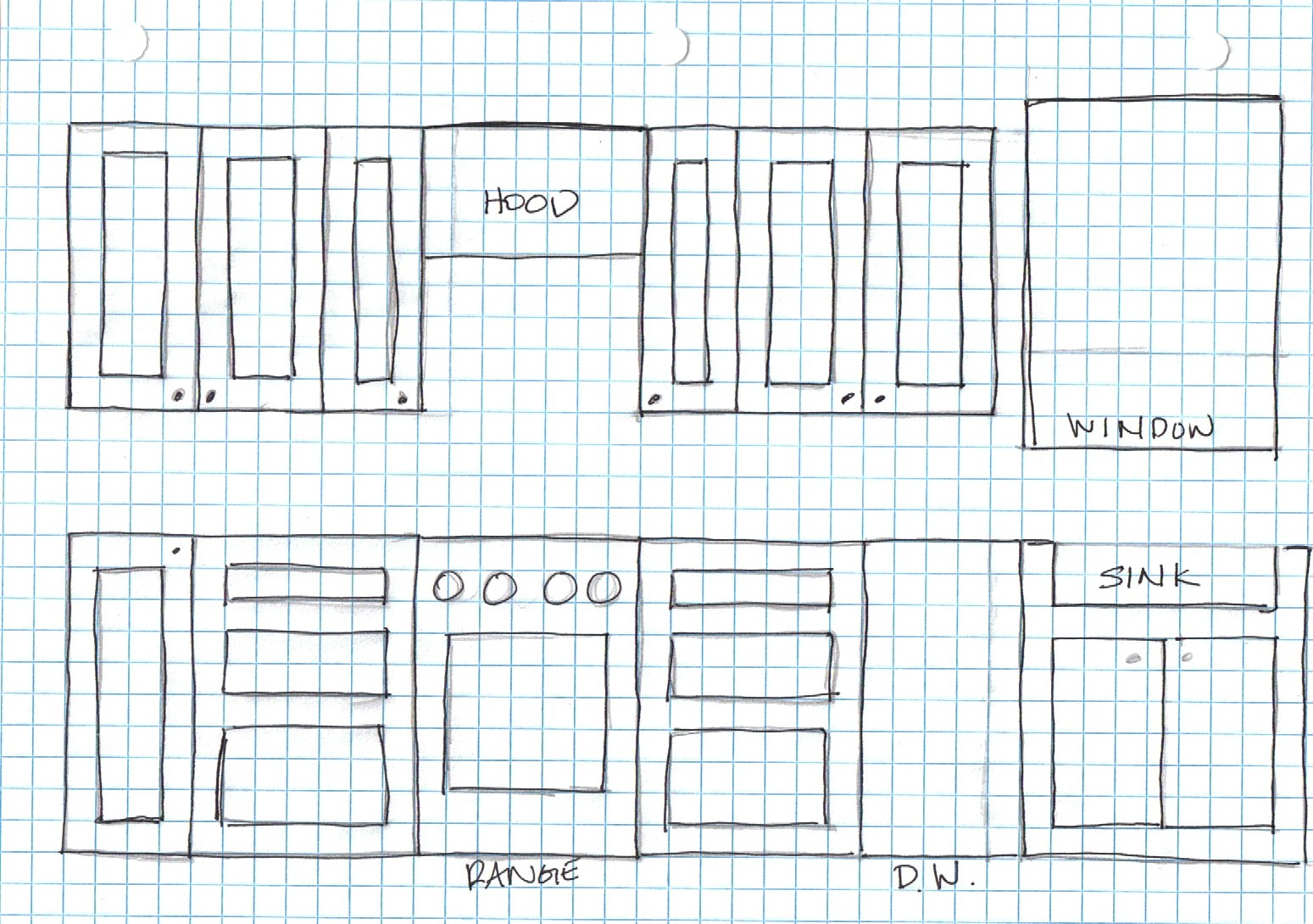 Designing Domesticity Kitchen Layout Take 2