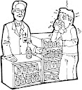 coloring pages pharmacist - photo#16