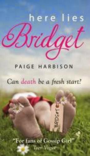 Review Here Lies Bridget By Paige Harbison Author Qanda
