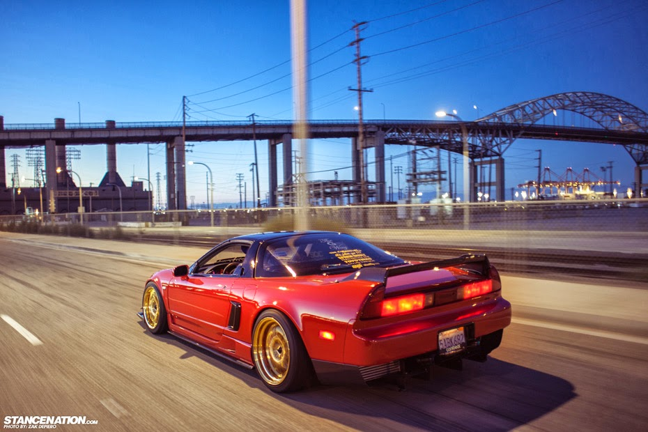 Stance Nation Nsx Acura Nsx Stance Nation Red