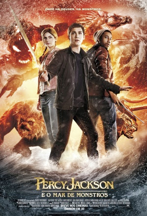 Download Percy Jackson e o Mar dos Monstros WEBRip AVI + RMVB Dublado