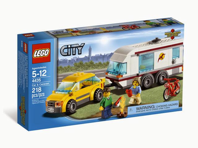 4435 レゴ キャンピングワゴン