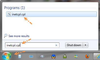 การแก้ปัญหา Internet Explorer ช้า กระตุก ชัก แง๊ก แง๊ก แง๊ก แง๊ก แง๊ก Ieslow_02
