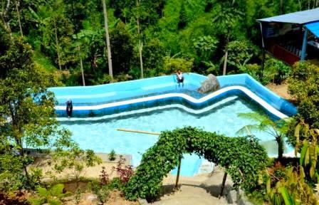 tempat wista yang berada di kabupaten Ngawi Jawa Timur