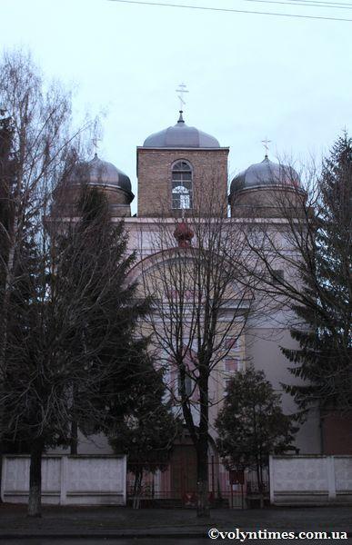 Гарнізонна церква О.Невського (нині Св.Юрія) на вул. Стрілецькій