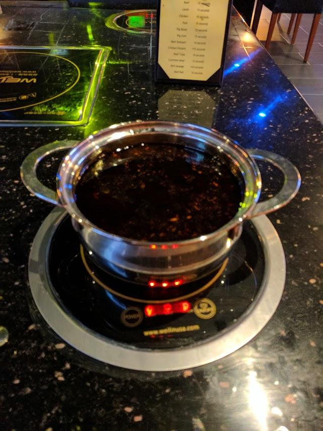 66th Q Pot and Korean BBQ