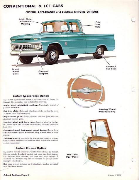 1964 1965 1966 Custom Cab Molding Deluxe Chevrolet Chevy GMC Truck 64 65 66 PAIR