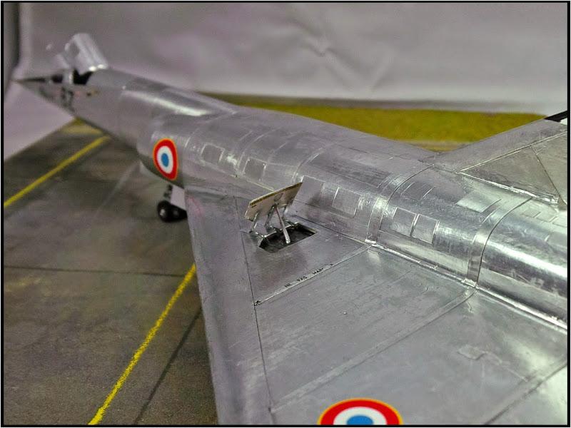 GAMD Mirage IV B. Un gros mirage IV, en scratch et au 72 IMG_20141007_195821