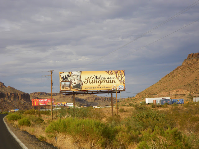 Route 66, Amboy-Kingman