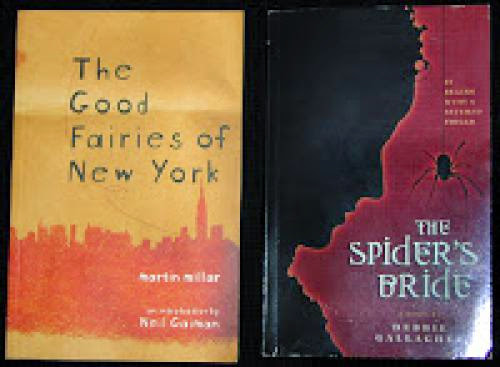 Fairy Tales Good Fairies And The Spider Bride