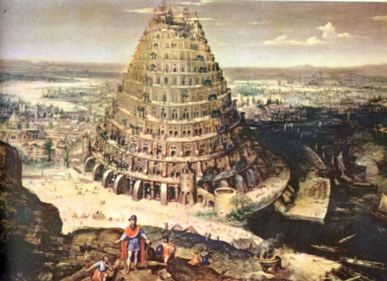 towers of babel how to play