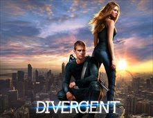 فيلم Divergent بجودة CAM