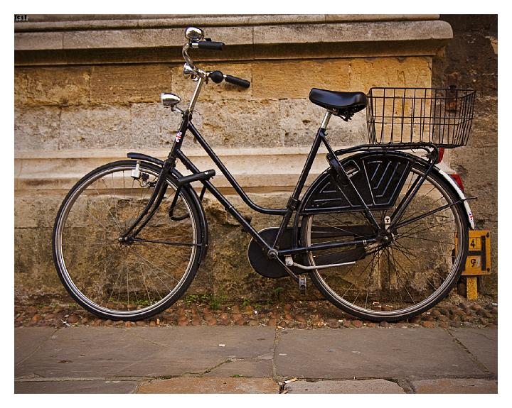Bike Oxford Bicycle at the Bodleian