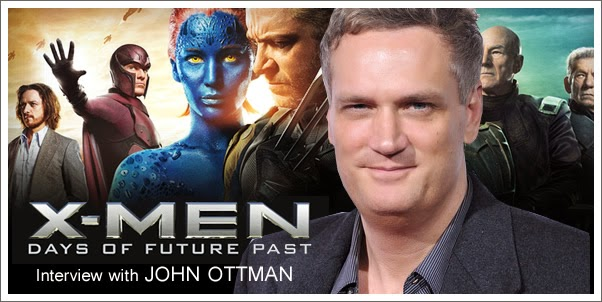 SoundCast Interview:  John Ottman (X-Men: Days of Future's Past)