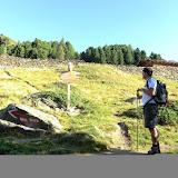 Wandern - Kalvenwand 03.09.11