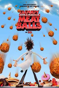 Cơn Mưa Thịt Viên - Cloudy With A Chance Of Meatballs poster