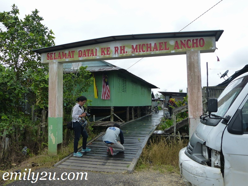 Homestay Bawang Assan Sibu