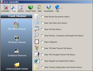 Mantén tu sistema limpio con Revo Uninstaller, una herramienta para desinstalar programas.
