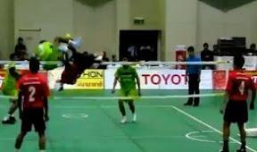Video Kung Fu Voleibol o Futbol Kung Fu