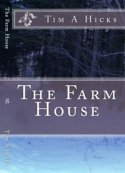photo of the cover of my book..The Farm House
