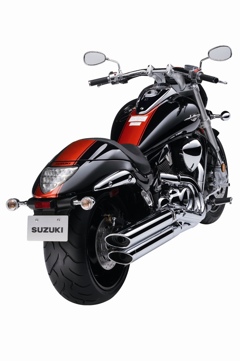 Picture Collections  Suzuki Boulevard M 109 R Limited Edition   2011