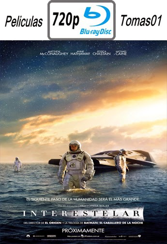Interestelar (Interstellar) (2014) (BRRip) BDRip m720p