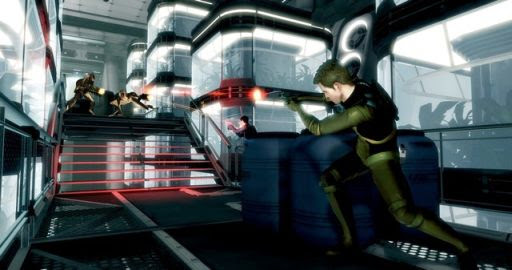 Screen Shot Of Star Trek (2013) Full PC Game Free Download at Alldownloads4u.Com