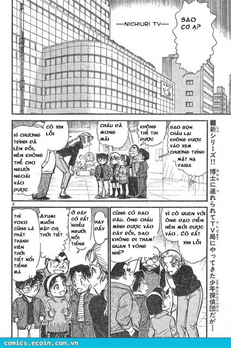 Detective Conan Chap 591 - Truyen.Chap.VN