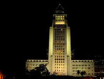 Los Angeles City Hall, California (retrofit)