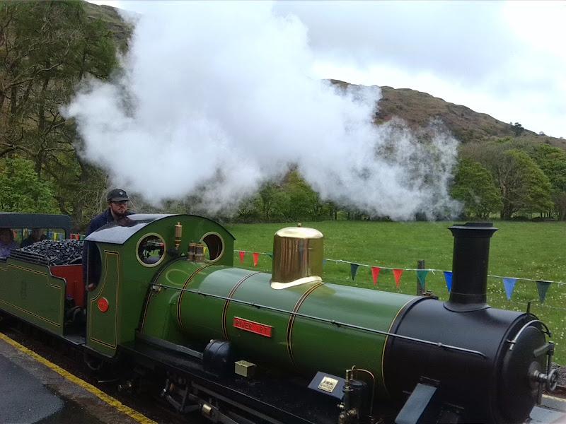 Ravenglass & Eskdale Locomotive