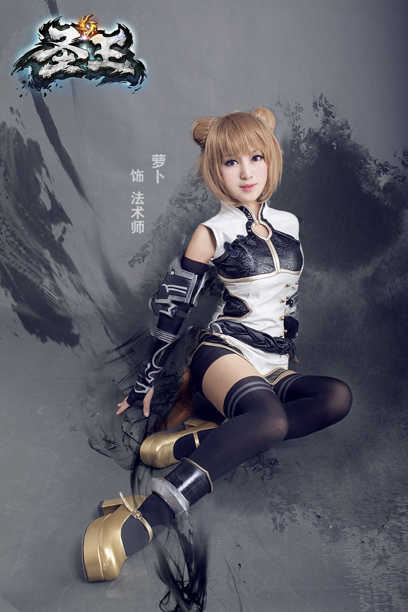 Perfect World khoe cosplay Thánh Vương cực gợi cảm - Ảnh 10